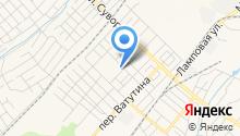 Центральная районная поликлиника Ленинск-Кузнецкого муниципального района на карте