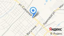 Центральная районная больница Ленинск-Кузнецкого муниципального района на карте