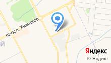 DIM на карте