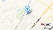 Дёнер-шаурма на карте