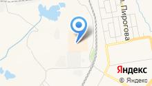 Из Баку на карте