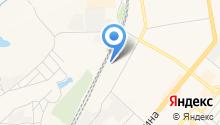 Сиблес на карте