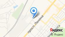 Управление Федеральной службы государственной регистрации, кадастра и картографии по Кемеровской области на карте