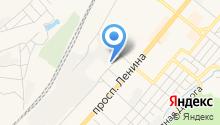 Сан Инбев на карте