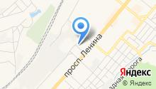 Партнер Сибири на карте