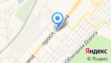 Фабрика потолков на карте