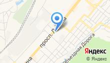 Городской кредит на карте