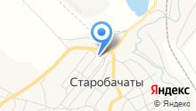 Скорпион на карте