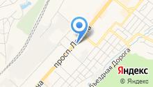 Сакура на карте
