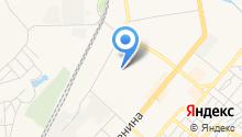 Ленинск-Кузнецкий таможенный пост на карте