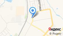 Аква-Лайф на карте