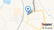 Фруктово-овощной магазин на карте