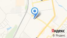 Продовольственный магазин на проспекте Текстильщиков на карте