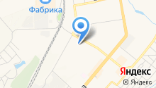 Территориальный фонд обязательного медицинского страхования Кемеровской области на карте