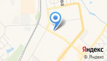КЕША на карте