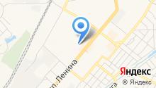 Продовольственный магазин на проспекте Ленина на карте