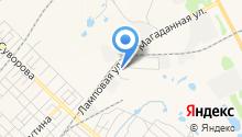 АЗС ГСМ Сервис на карте