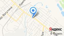Пункт полиции Суворовский на карте