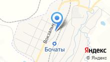Бачатская основная общеобразовательная школа на карте