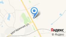 Автоповелитель на карте