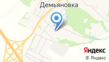 Ибрагимов Д.А., КФХ на карте