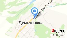 Храм иконы Божией Матери Одигитрия на карте