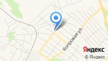 Шиномонтажная мастерская на ул. Панфёрова на карте