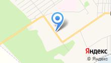 Сеть ветеринарных клиник на карте