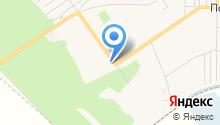 Автостоянка на ул. Сосновый квартал на карте