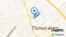 Сибирское агентство продаж на карте