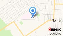 Детская городская больница №1 на карте