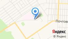 Аркос на карте