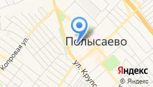 Полысаевский центр недвижимости на карте