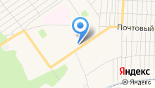 Почтовое отделение связи №32 на карте