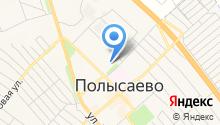 ЗАГС г. Полысаево на карте
