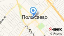 Магазин ковровых покрытий на карте