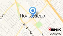 Нотариус Луференко В.В. на карте
