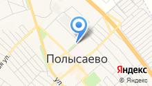 Храм святых Петра и Февронии на карте
