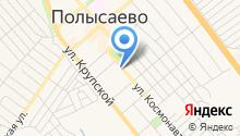 Муниципальный фонд поддержки малого предпринимательства г. Полысаево на карте