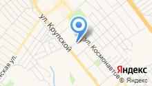 Совет народных депутатов Полысаевского городского округа на карте