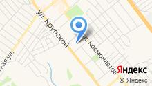 Полысаевский индустриальный техникум на карте