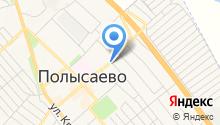Кузбасская энергосетевая компания на карте