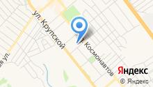 Отдел полиции Полысаево на карте