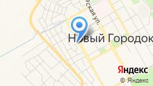 Магазин автозапчастей и инструмента на карте