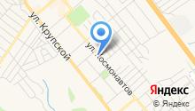 Мировые судьи г. Ленинск-Кузнецкий судебного района на карте