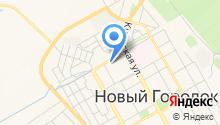 Кемеровский военизированный горноспасательный отряд на карте