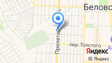 Енисей-сервис, ЗАО на карте