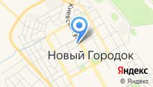 Надежда на карте