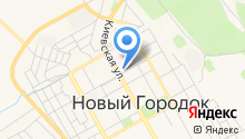 Детская поликлиника на карте