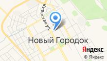 Беляшная на карте